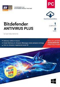 Bitdefender Antivirus Plus Free Download