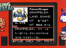 Pokemon Rising Crystal