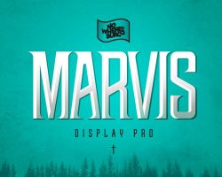 Marvis Display Pro Font Free Download