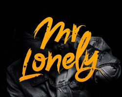 Mr. Lonely Font Free Download