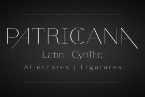 Patriciana Font Free Download