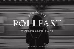 Rollfast Font Free Download