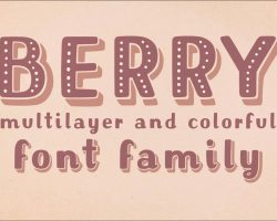 Mrs Berry Font Free Download