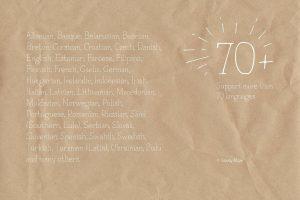 Filmotype Western Font Free Download