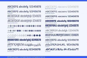 Logo Designer's Bundle Font Free Download