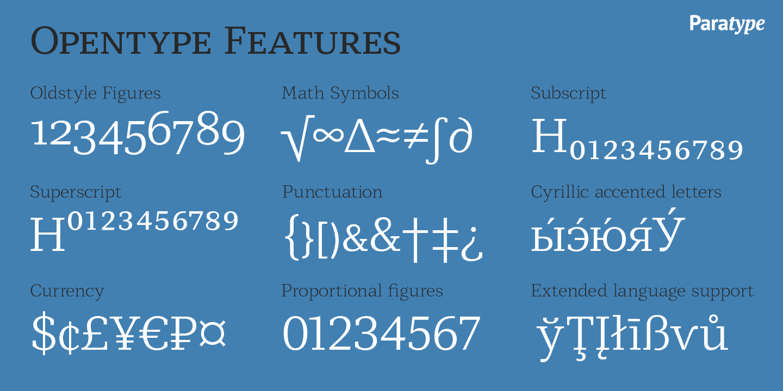 Mediator Serif Font Free Download