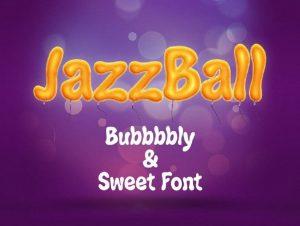 Jass Ball Font Free Download