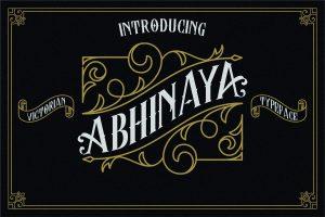 Abhinaya Font Free Download