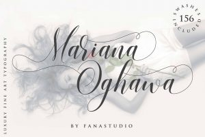 Mariana Oghawa Font Free Download