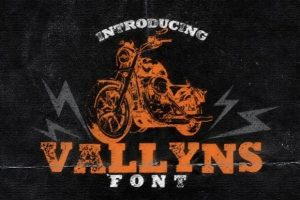 Vallyns Font Font Free Download