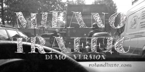 Milano Traffic Font Free Download
