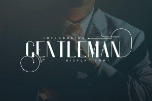 Gentleman Font Free Download