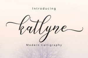Katlyne Font Free Download