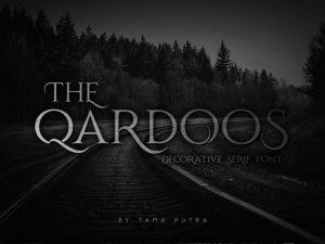 Qardoos Font Free Download