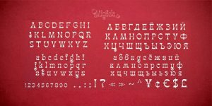 Migaela Free Download By Nurrontype