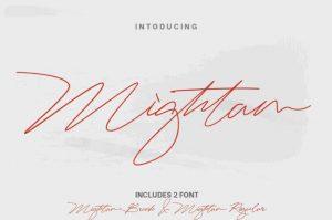Mightam Font Free Download