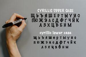 Swadi marker Font Free Download