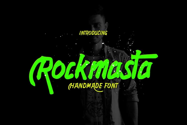 Rockmasta Font Free Download
