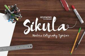 Sikula Font Free Download