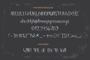 The Mistie Font Free Download