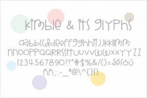Kimble Font Free Download