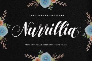 Nurrillia Font Free Download