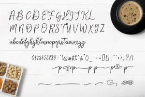 Philosophy Script Font Free Download
