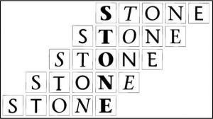 Stone [1987 – Summer Stone] Font Free Download