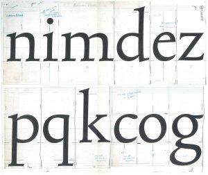 Trinité [1982 – Bram De Does] Font Free Download
