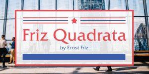Friz Quadrata Bold Font Free Download