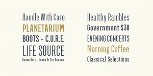 Green Grove Font Free Download