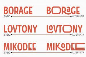 Lovtony Font Free Download