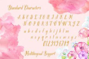 Syaqilla Handmade Font Free Download