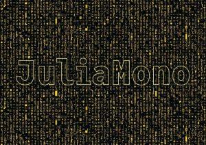 JuliaMono Font Free Download