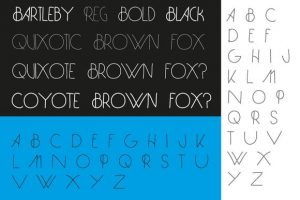 Bartleby Font Free Download