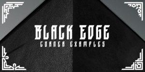 Blackedge Font Free Download