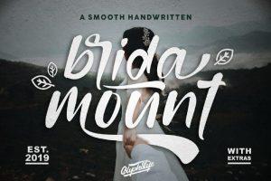 Birdamount Font Free Download