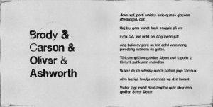 SwissGrit Font Free Download