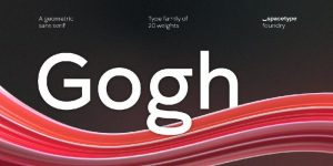 Gogh Font Free Download