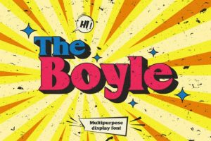The Boyle Font Free Download