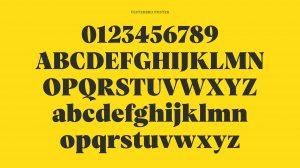 Vesterbro Font Free Download