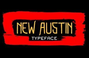 New Austin Font Free Download