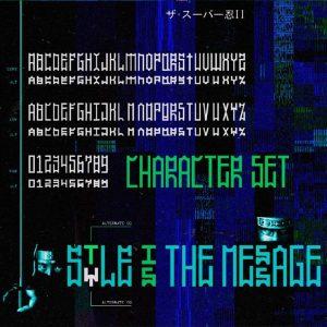 SP011 Font Free Download