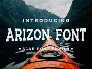 Arizon Font Free Download