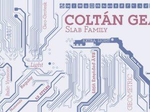 Coltan Gea Font Free Download