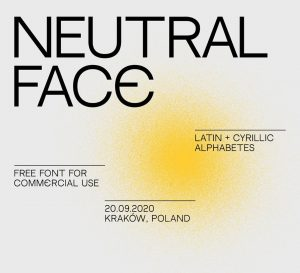 Neutral Face Font Free Download