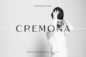 Cremona Sans Font Free Download