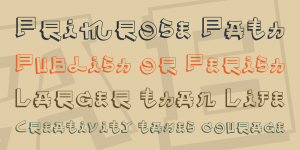 Almost Japanese Font Free Download