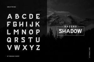 Bazerd Font Free Download