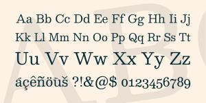 Besley Font Free Download